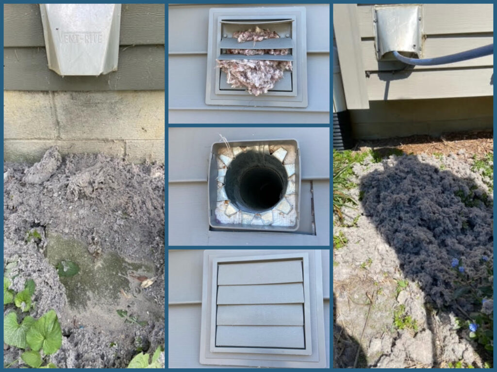 5 Signs You Need Dryer Vent Cleaning