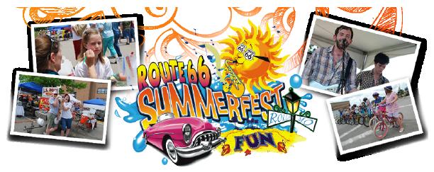 Route 66 Summerfest