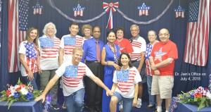 Patriotic July 4, 2018