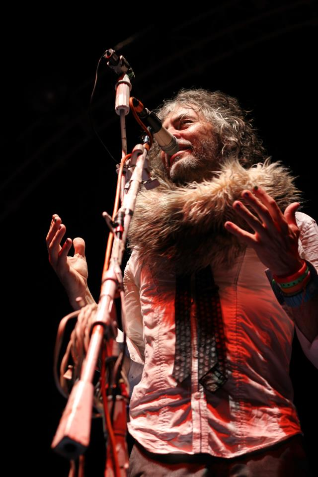 LouFest 2012 | The Flaming Lips - Photo by: Matthew McGuire