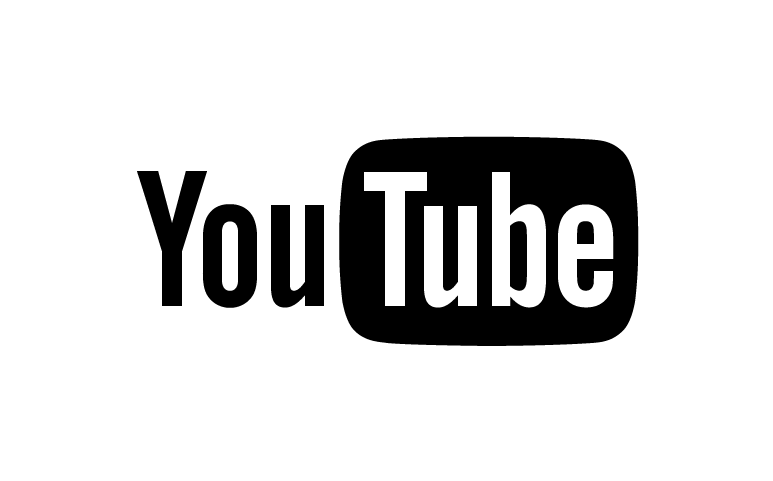 YouTube logo dark. Photo by: YouTube