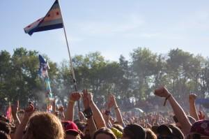 YMSB Crowd at SCMF 2013