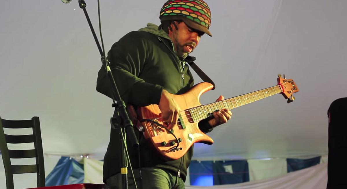 Victor Wooten Summer Camp Music Festival 2013