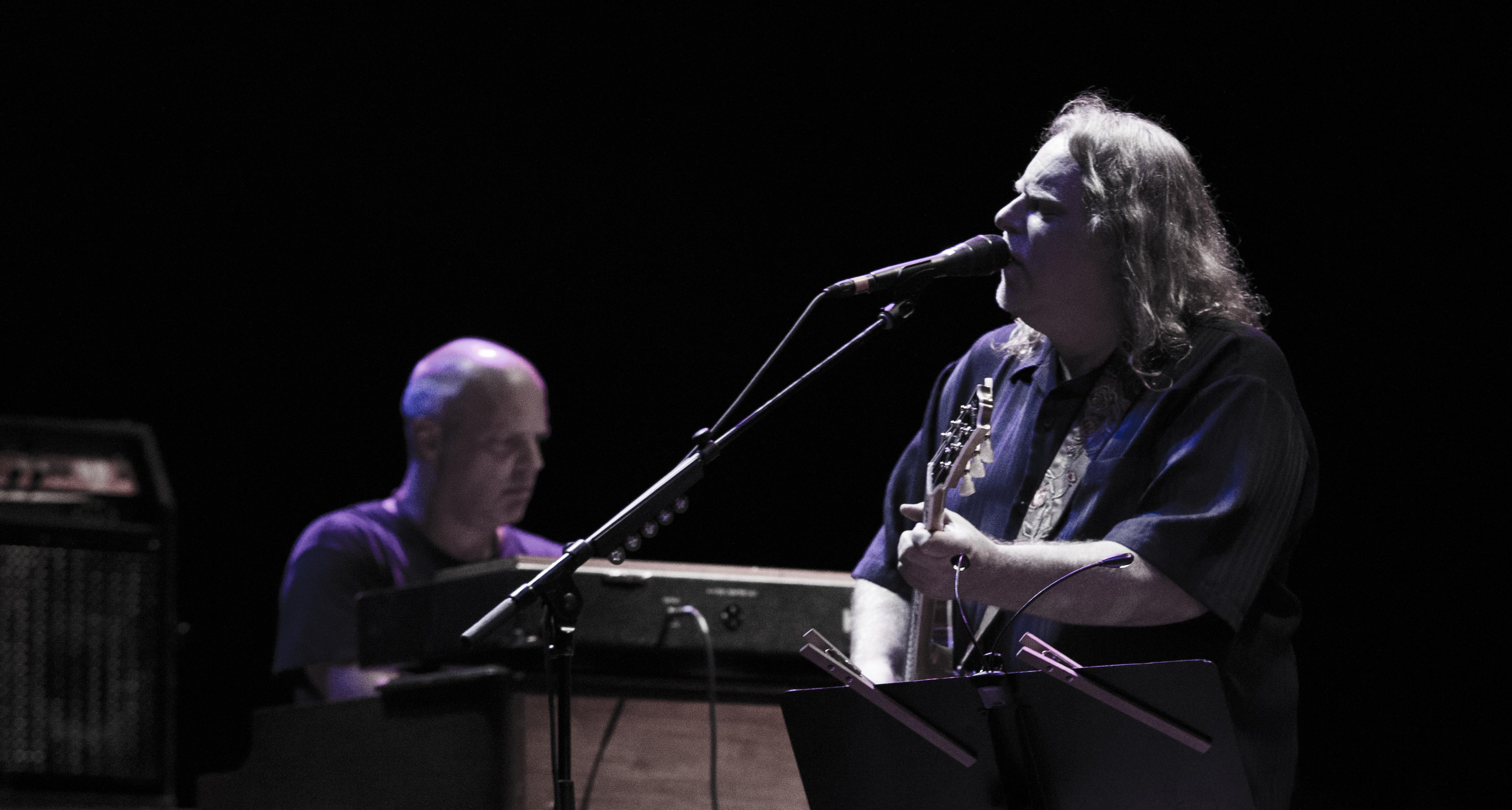 Warren Haynes performing at LOCKN Music Festival 2014. Photo by: Matthew McGuire