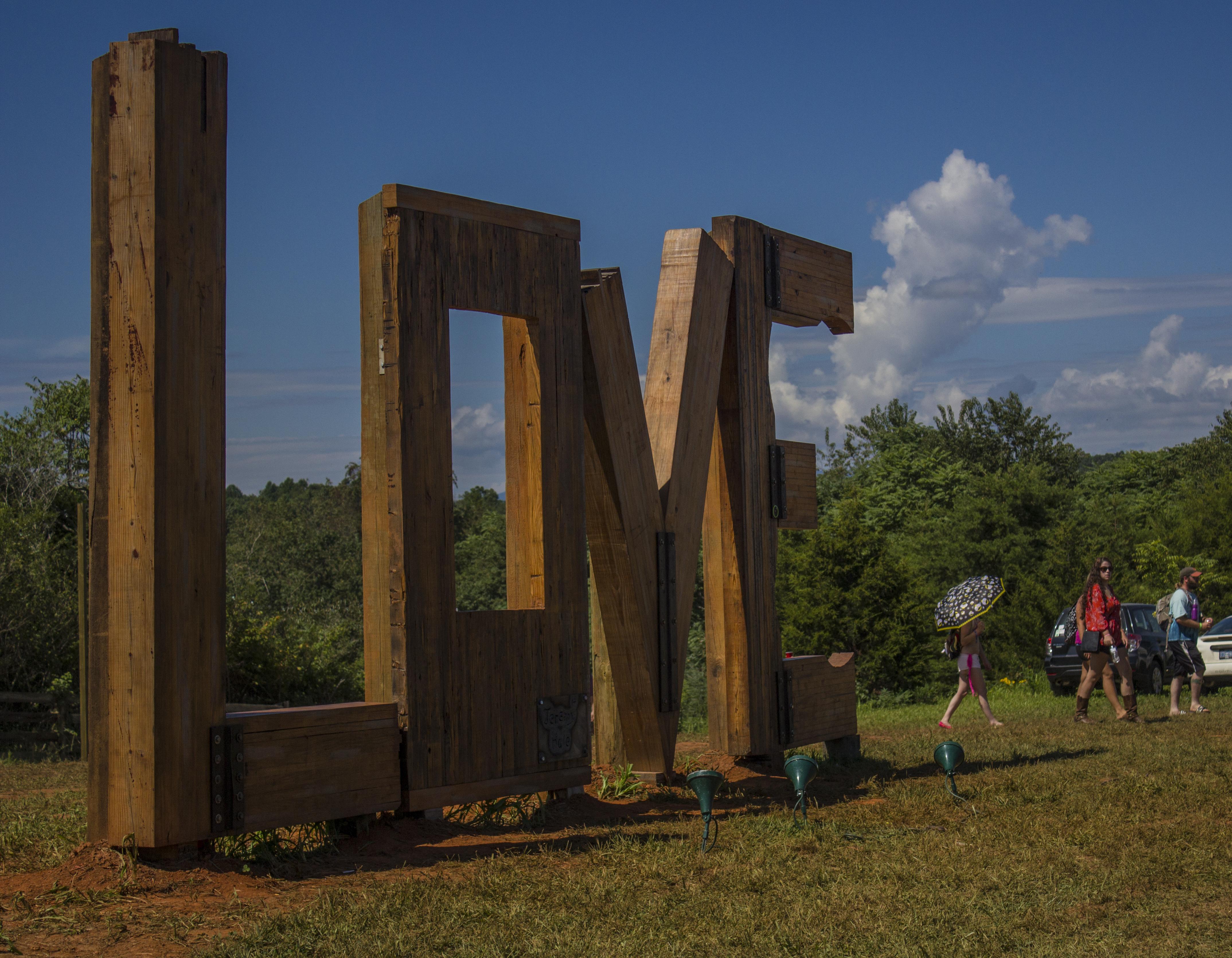 Lockn Music Festival 2014. Photo by: Matthew McGuire