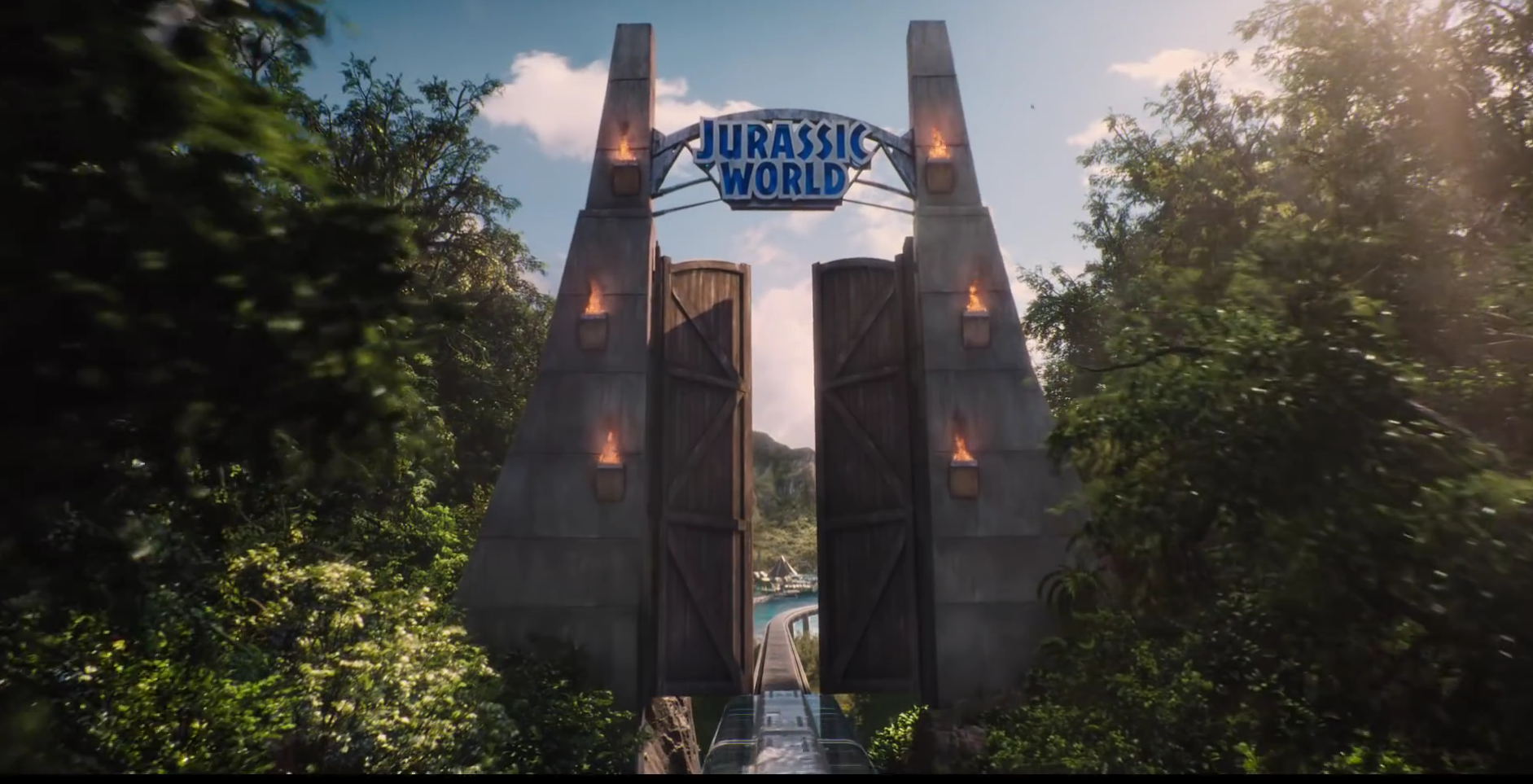 Jurassic World. Universal Pictures /Legendary Pictures/YouTube.