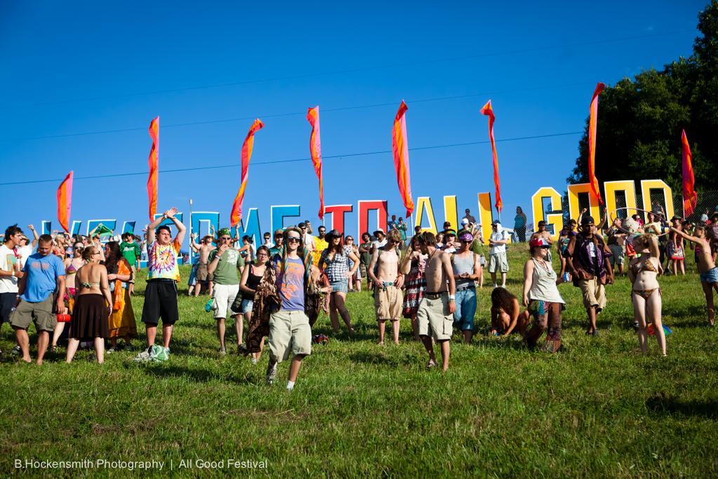 All Good Music Festival 2015. Photo by: B. Hockensmith Photography
