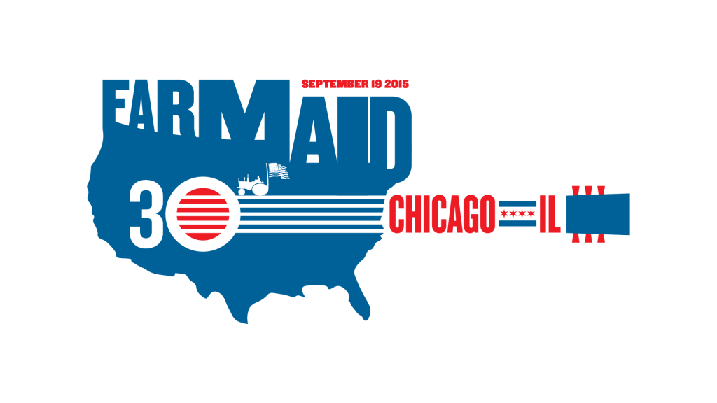 Farm Aid 30 Concert Logo Chicago-
