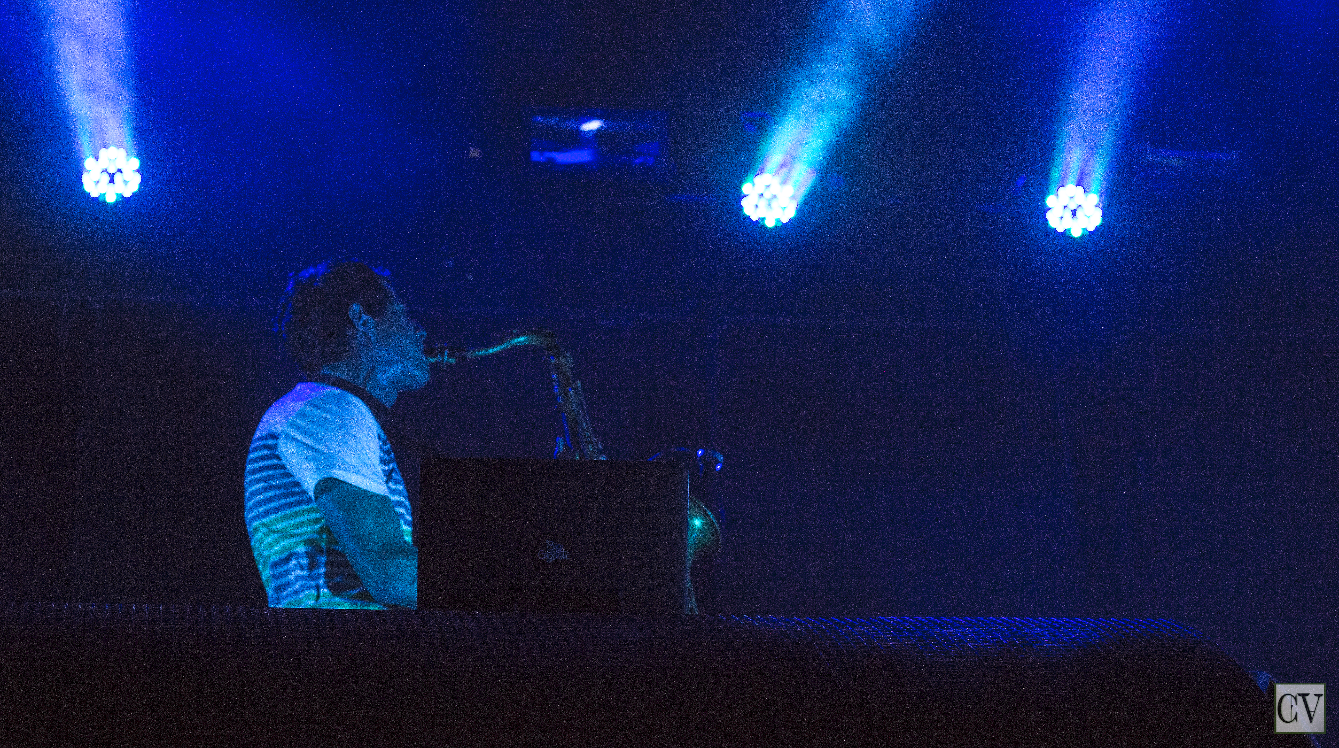 Big Gigantic at Summer Set Music Festival 2013. Photo by: Matthew McGuire