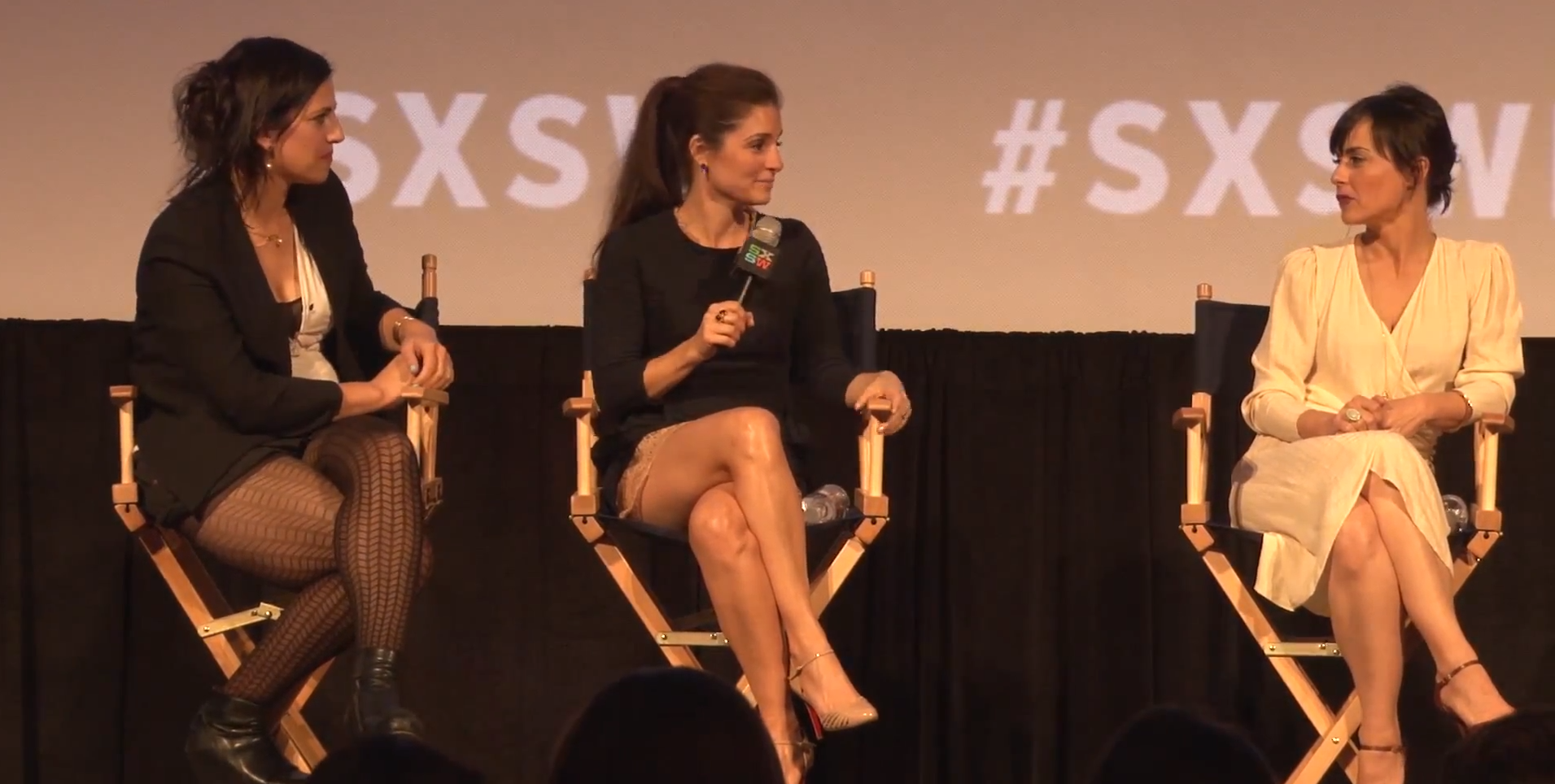UnREAL Q&A, SXSW 2015. Image by: SXSW / YouTube