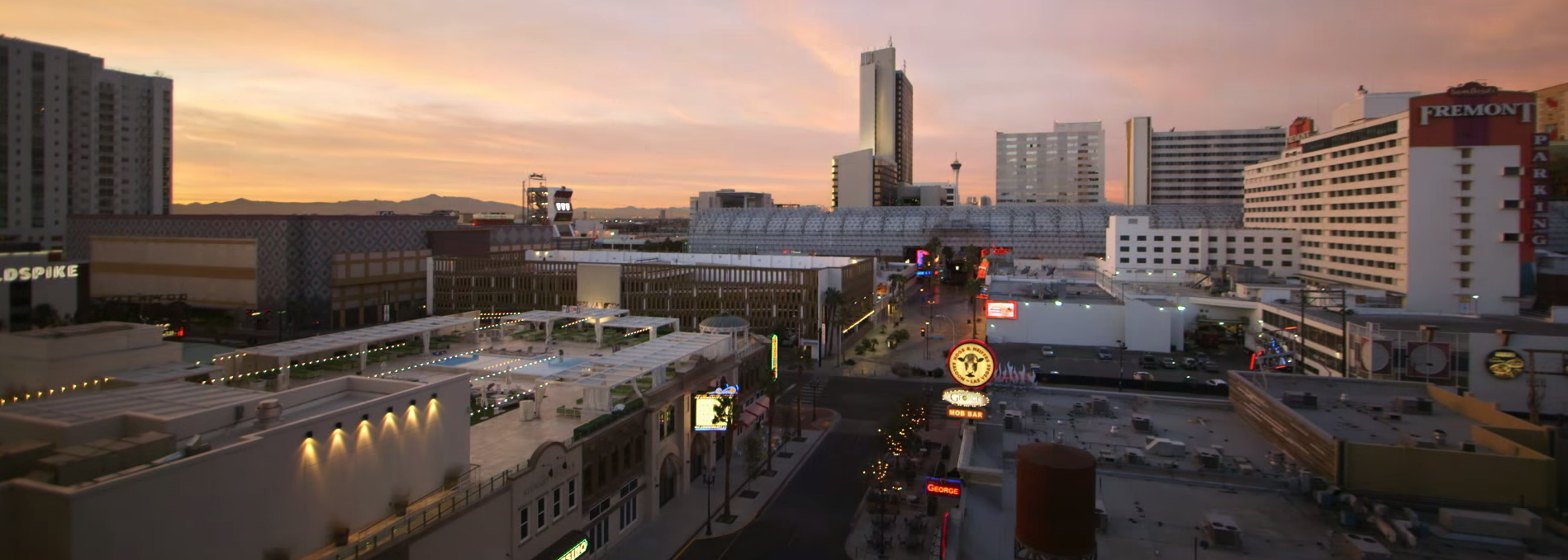 The Downtown Project. Image by: Morgan Spurlock / Tribeca / YouTube
