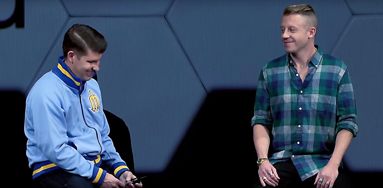 Macklemore TED Talks
