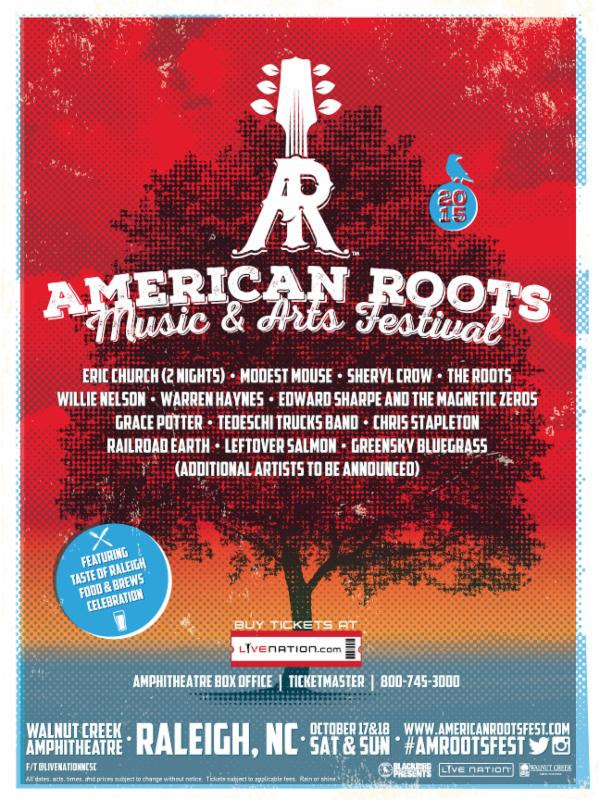 American Roots Festival 2015