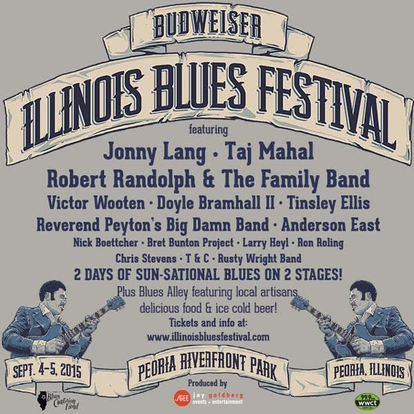 Illinois Blues Festival