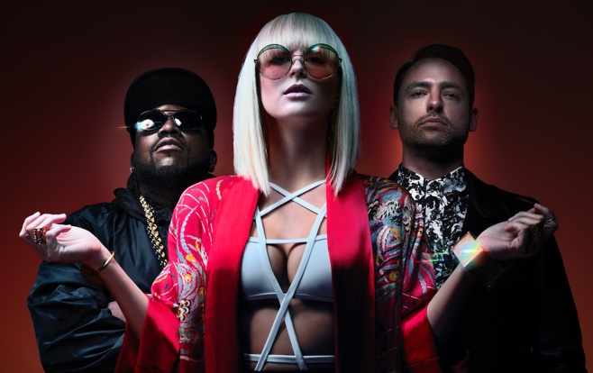 Big Grams featuring Phantogram and Big Boi. Image by: Pitchfork.com