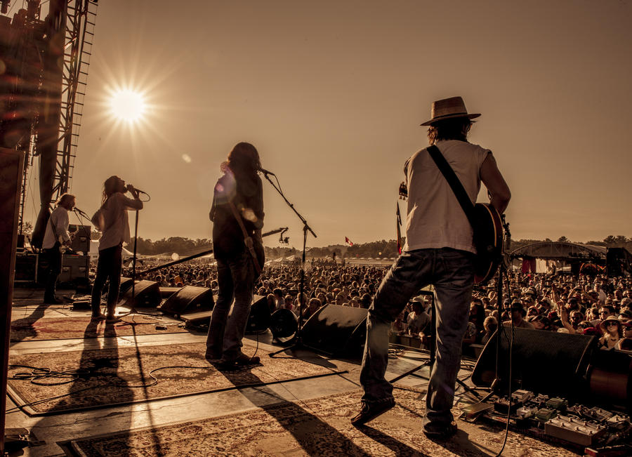 Lockn Music Festival 2013. Photo by: Jay Blakesberg