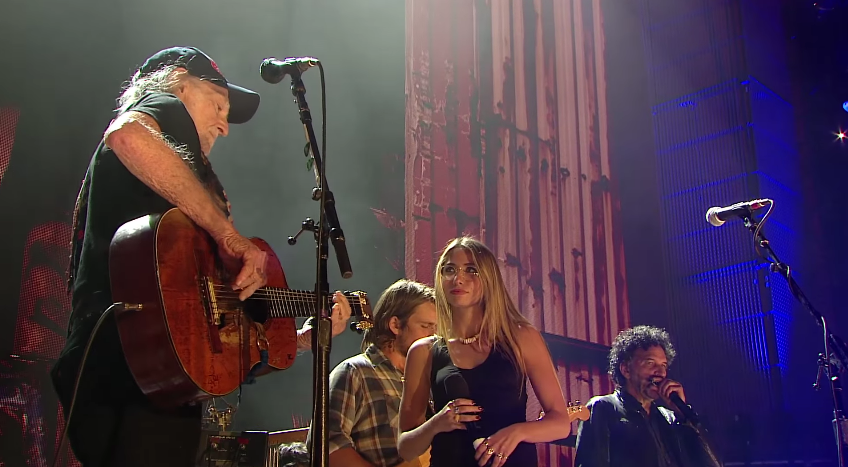Farm Aid 30. Photo by: Farm Aid / YouTube