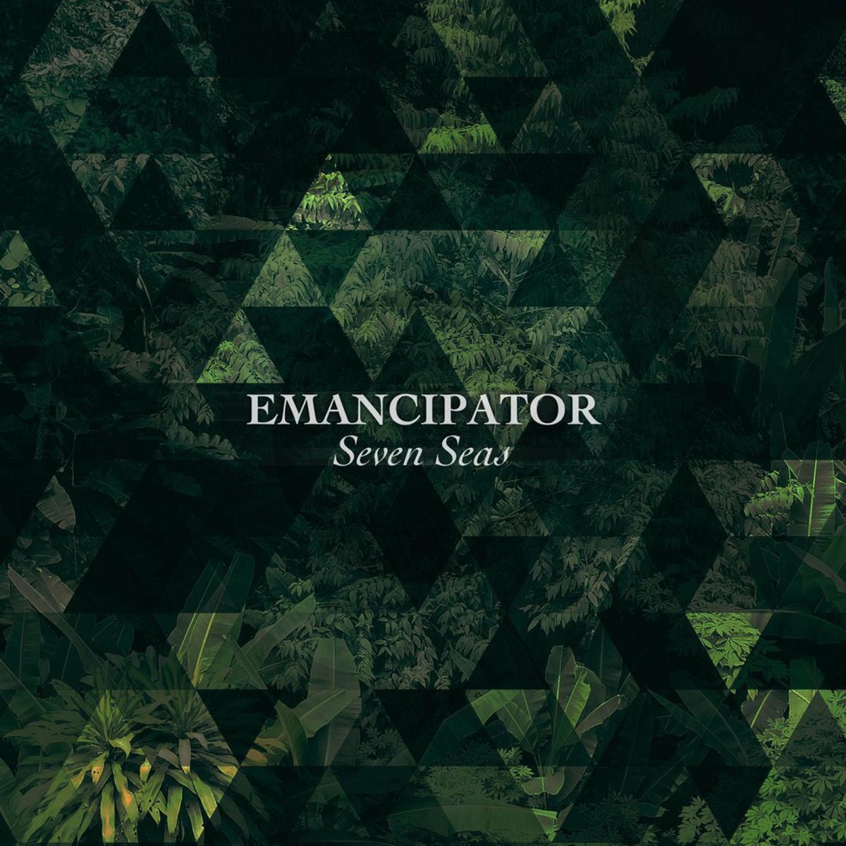 Emancipator, Seven Seas album cover.
