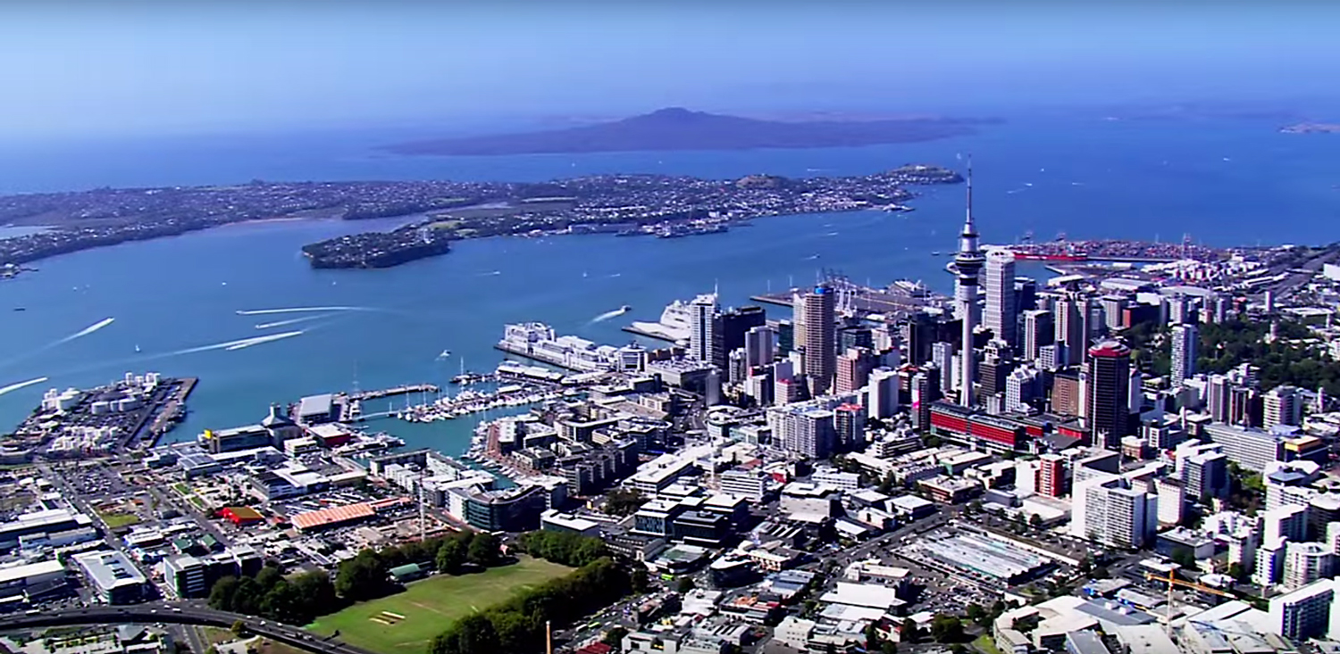 Auckland City Limits Music Festival. Image by: Auckland City Limits Music Festival / YouTube
