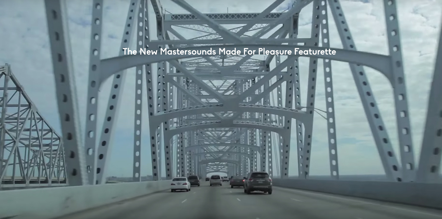The New Mastersounds Made For Pleasure Featurette still shot. Image by: The New Mastersounds / YouTube