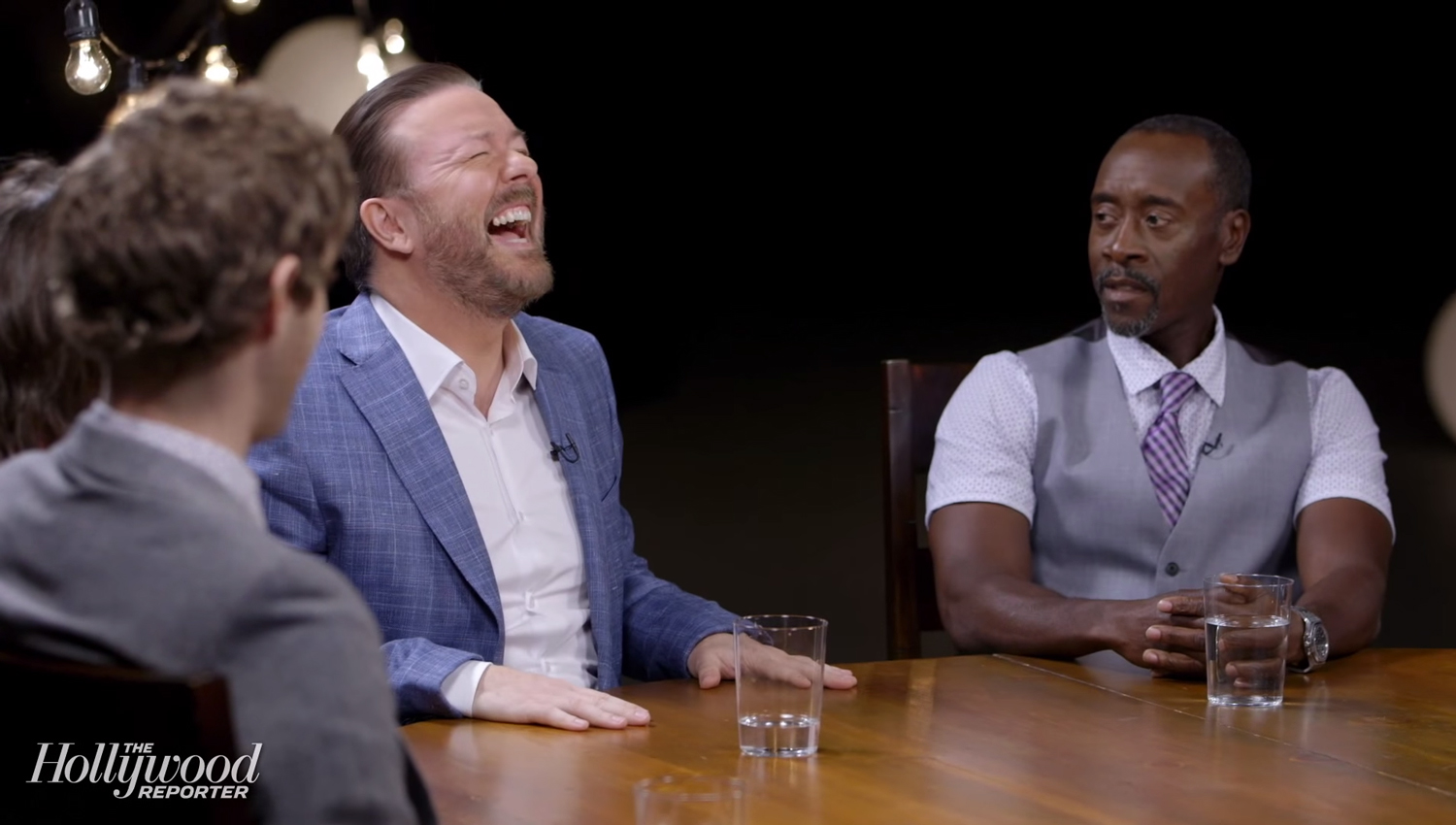 True Hollywood Reporter roundtable discussion. Photo by: THR / YouTube