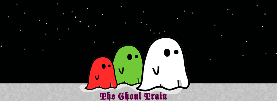 Ghoul Train graphic image.
