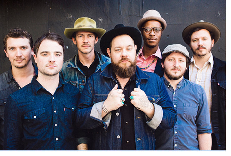 Nathaniel Rateliff and The Night Sweats. Photo provided by: Nathaniel Rateliff & The Night Sweats