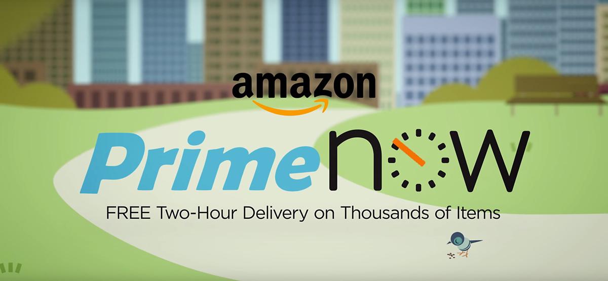 Amazon Prime. Photo by: Amazon / YouTube