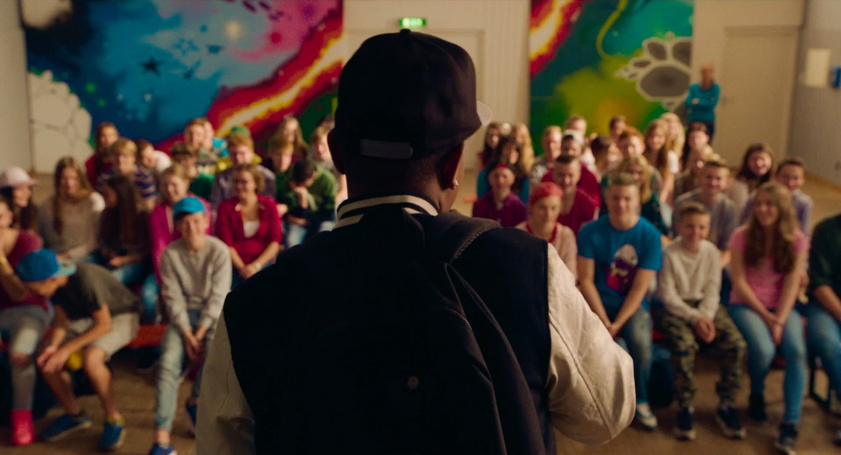 Morris From America still image. Film by: Chad Hartigan. Photo by: Sean McElwee
