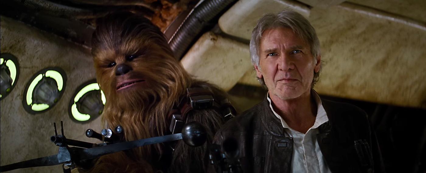 Star Wars still image. Photo by: Stars Wars / Disney / Lucas Film / YouTube