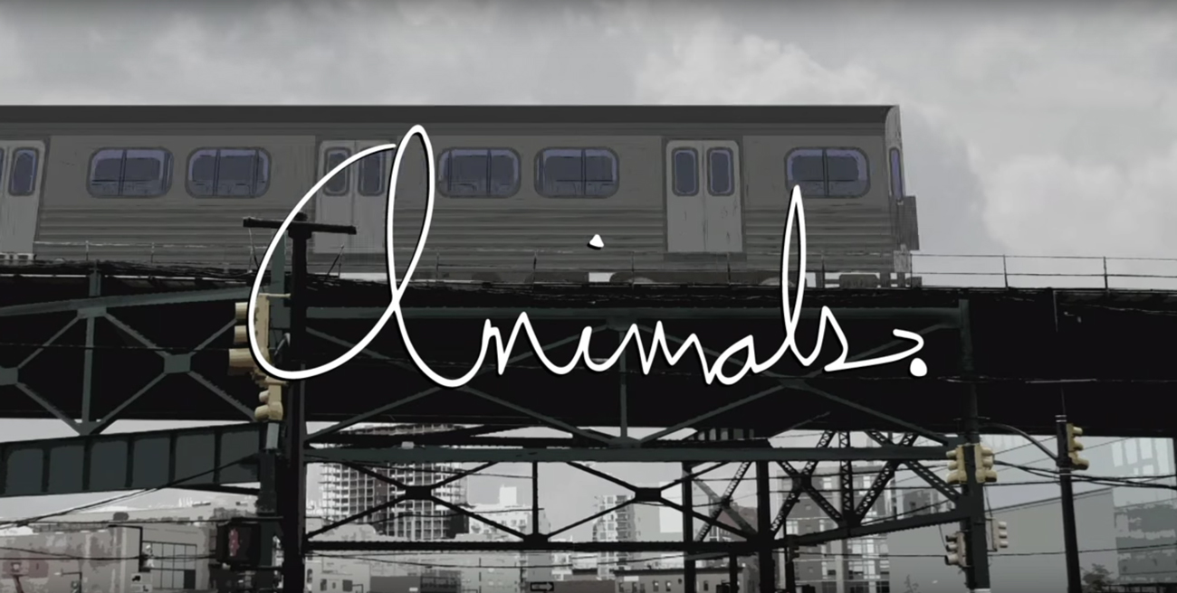 Animals: Animated Series still shot. Photo by: HBO / YouTube