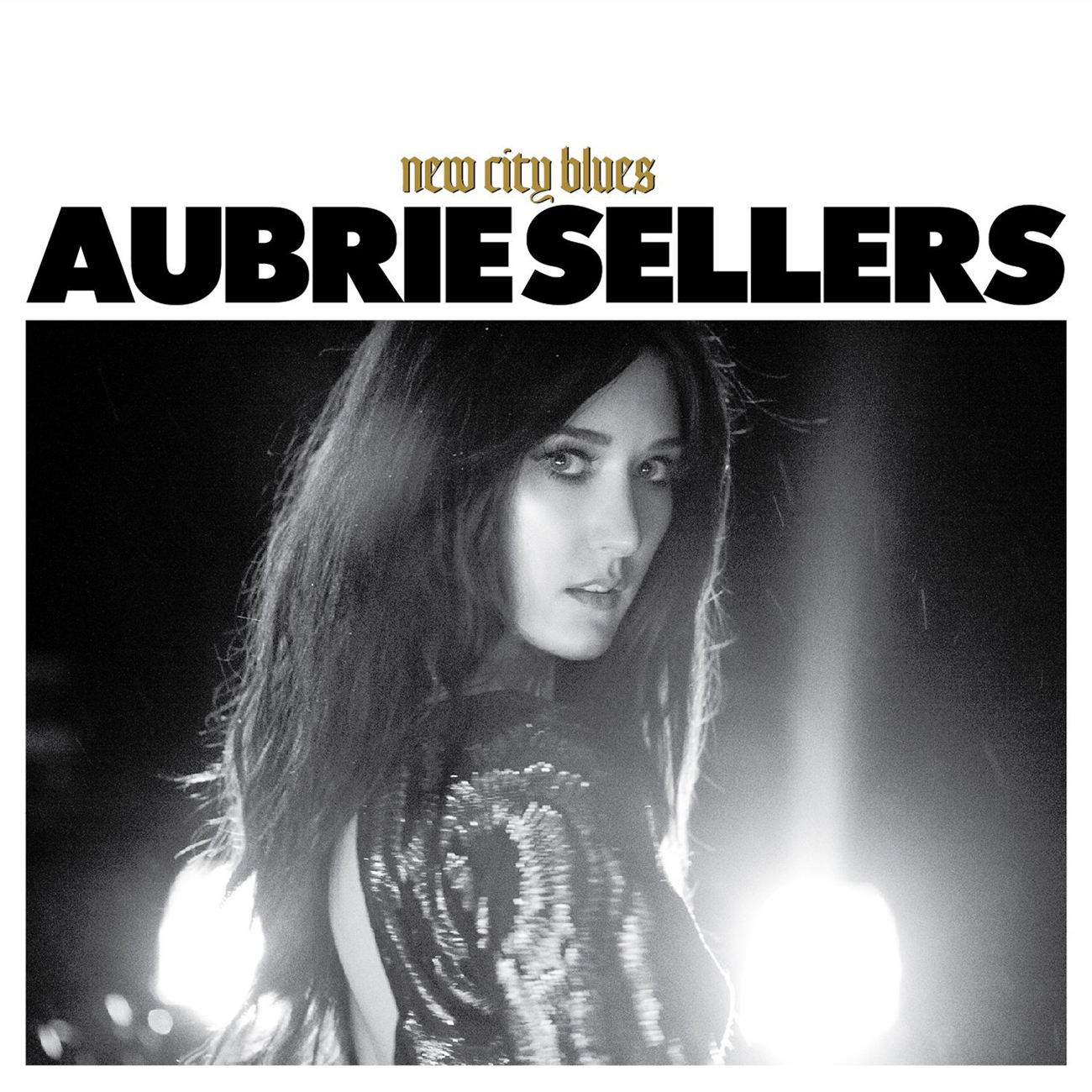 Aubrie Sellers, New City Blues cover art. Photo provided.