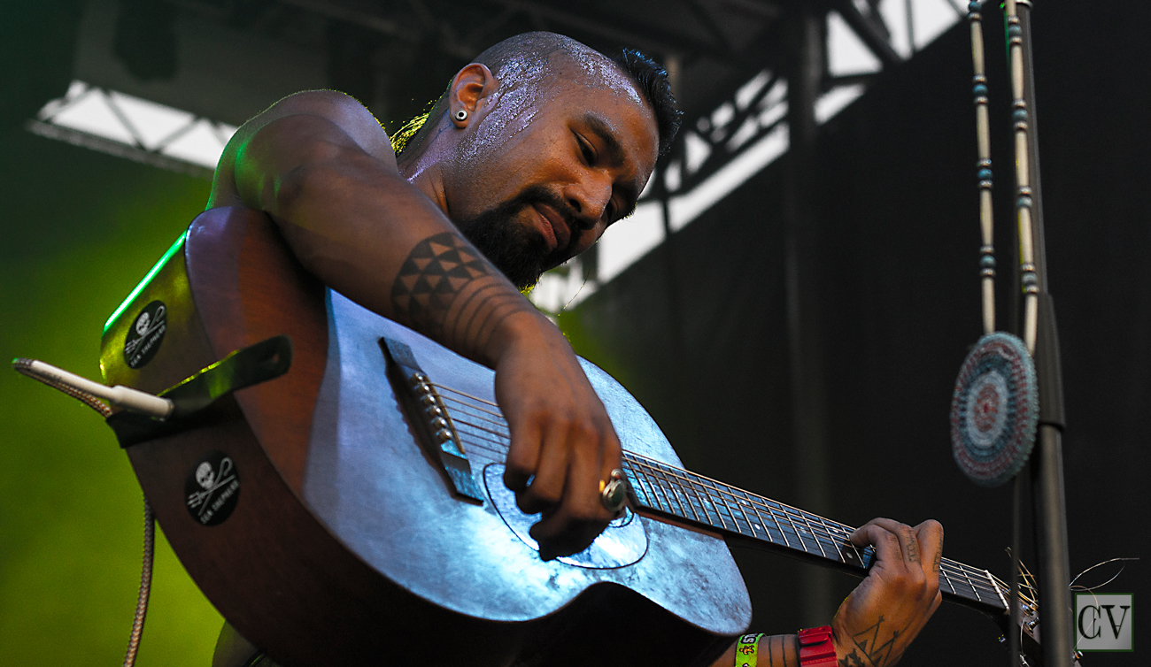 Nahko and Medicine for the People. Photo by: Matthew McGuire