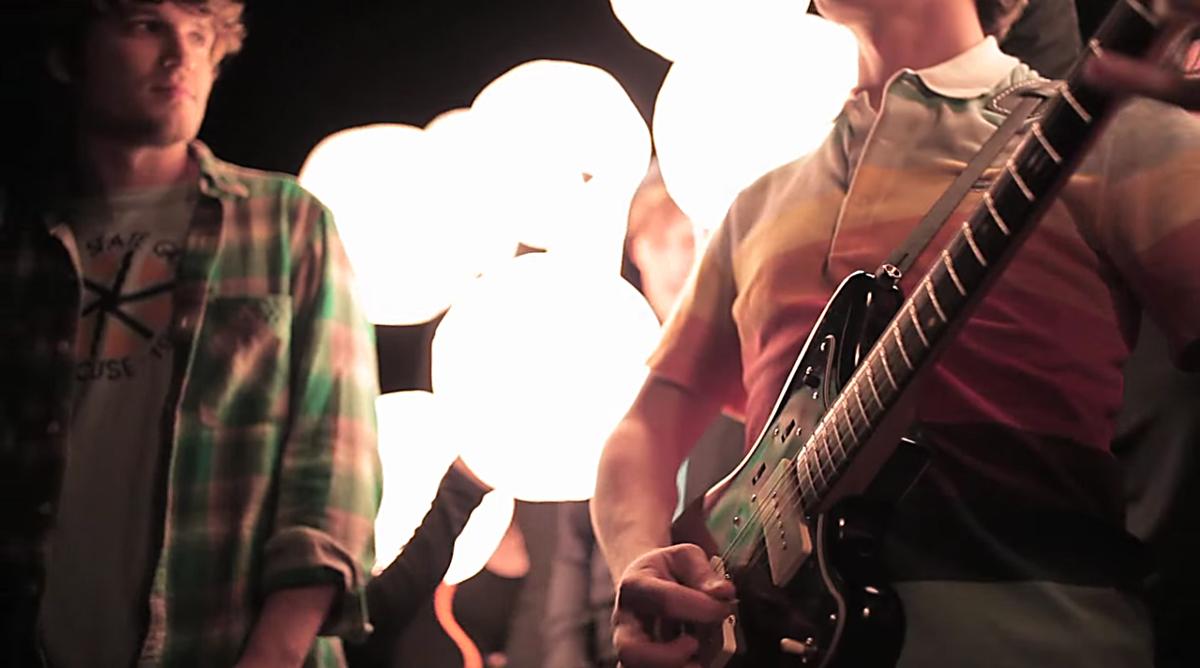 Ra Ra Riot. Photo by: Barsuk Records / YouTube
