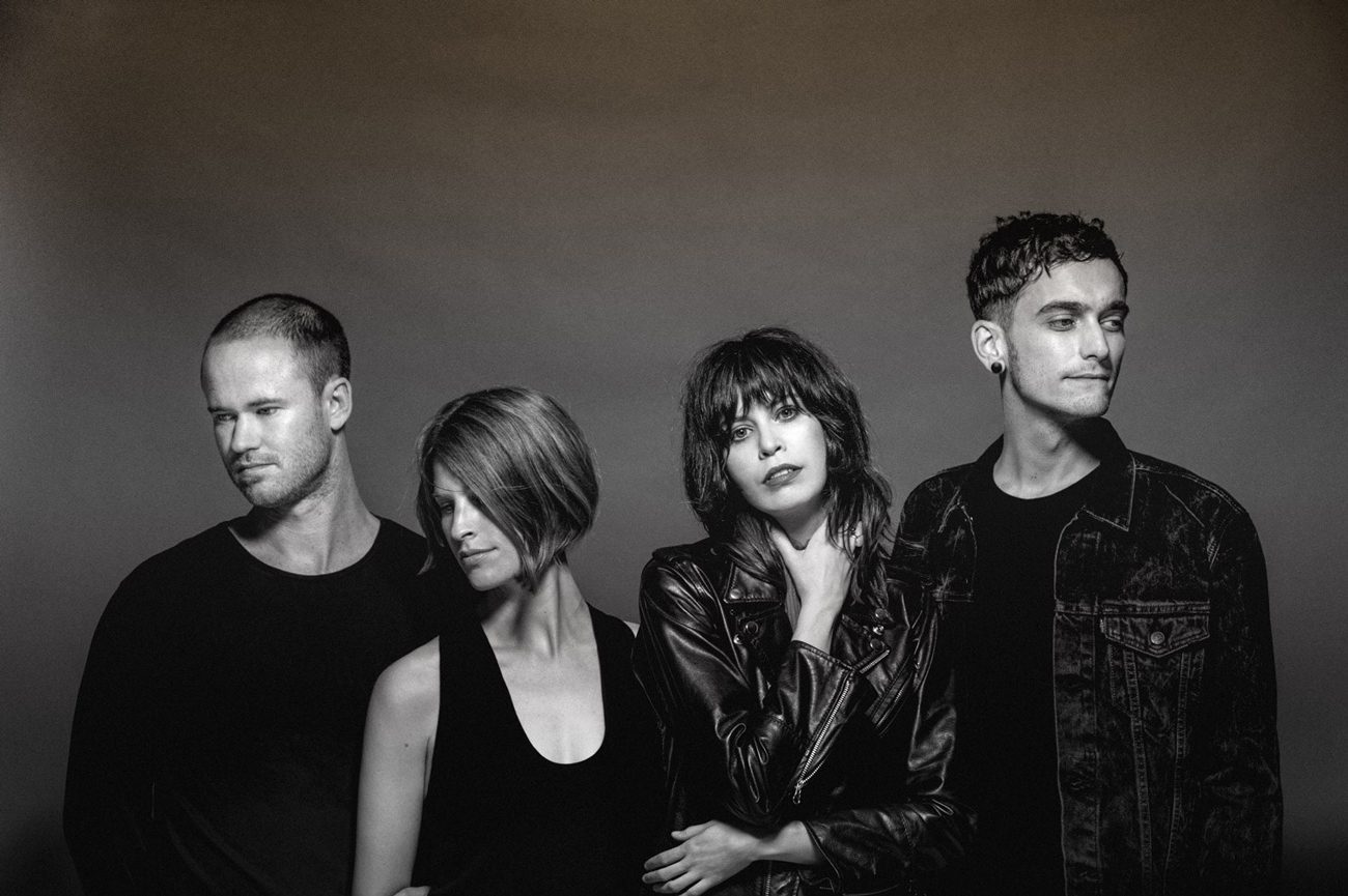 The Jezabels. Photo by The Jezabels