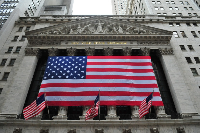 US Stock Exchange. Photo by: stock.tookapic.com