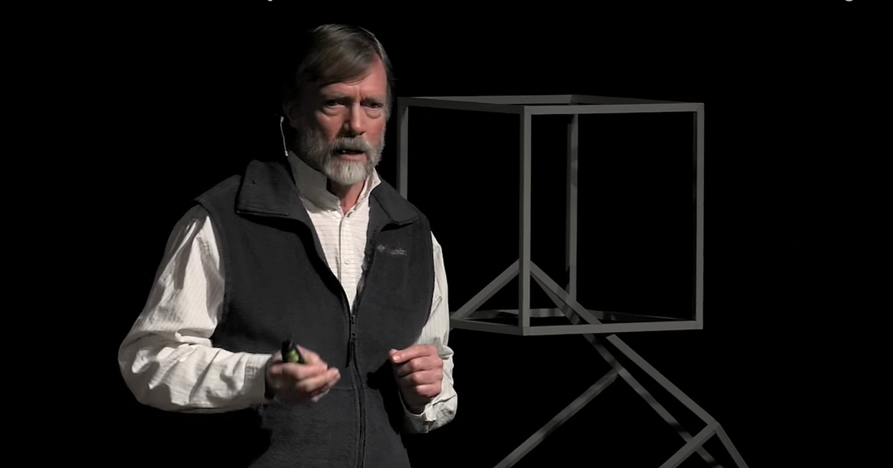 Ben Reed at TEDxBillings. Photo by: TEDx Talks / YouTube