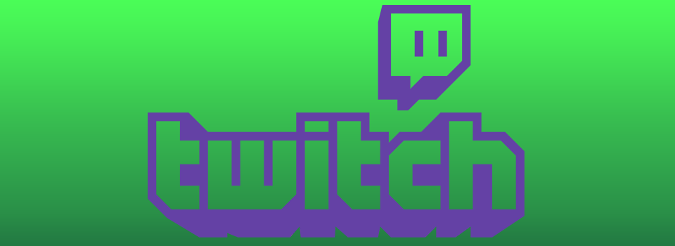 Twitch digital graphic. Logo by: Wikimedia Commons