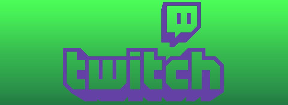 Twitch digital graphic. Logo by: Wikimedia Commons