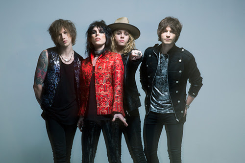 The Struts. Photo by: Brian Ziff
