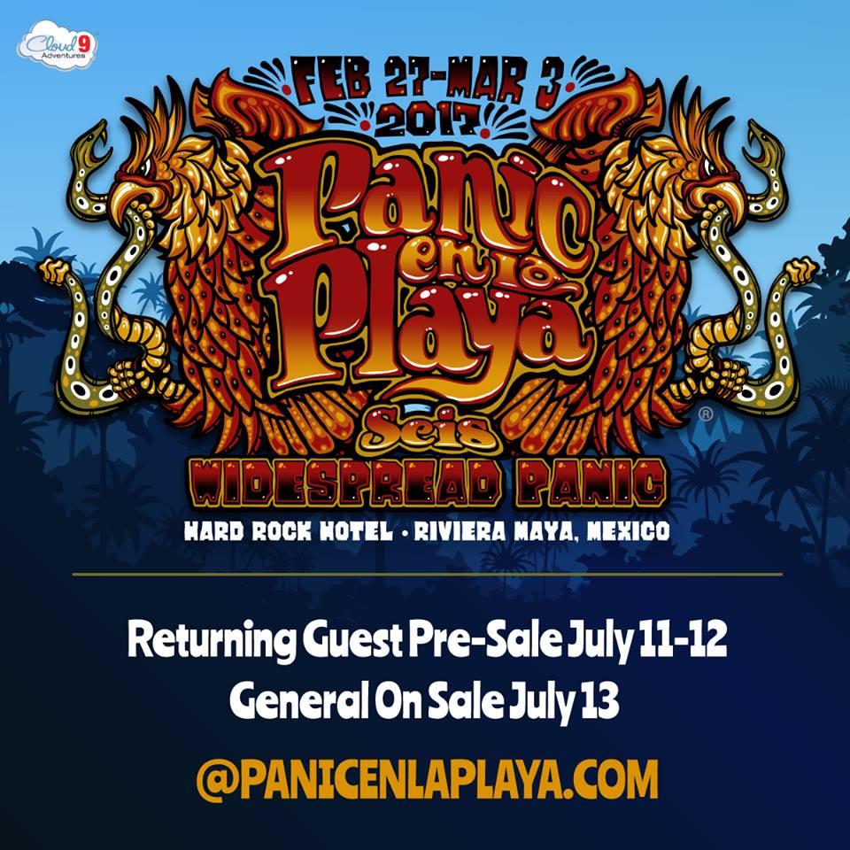 Panic en la Playa 2017. Photo by: Panic en la Playa