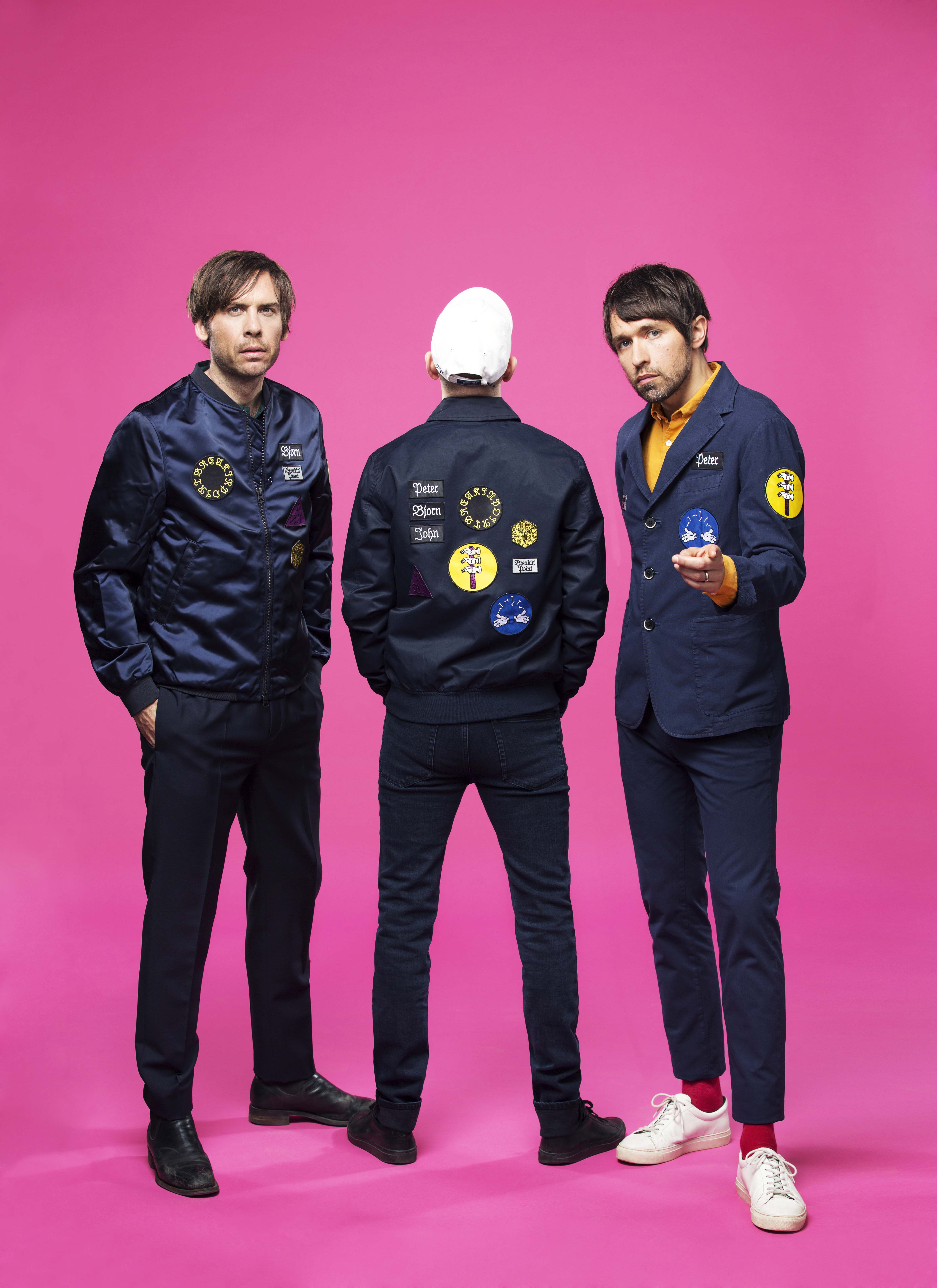 Peter Bjorn and John. Photo provided.
