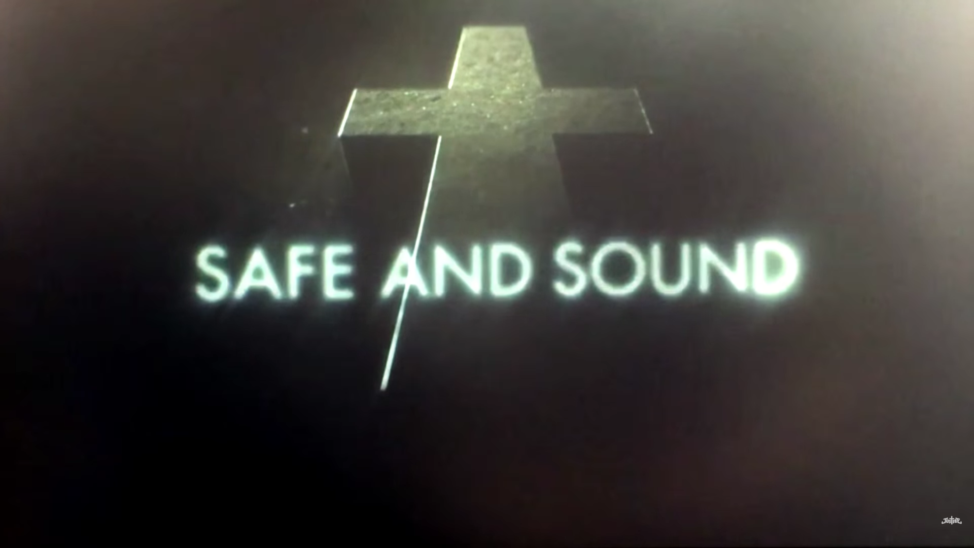Justice new single for Safe and Sound. Photo by: Justice / YouTube