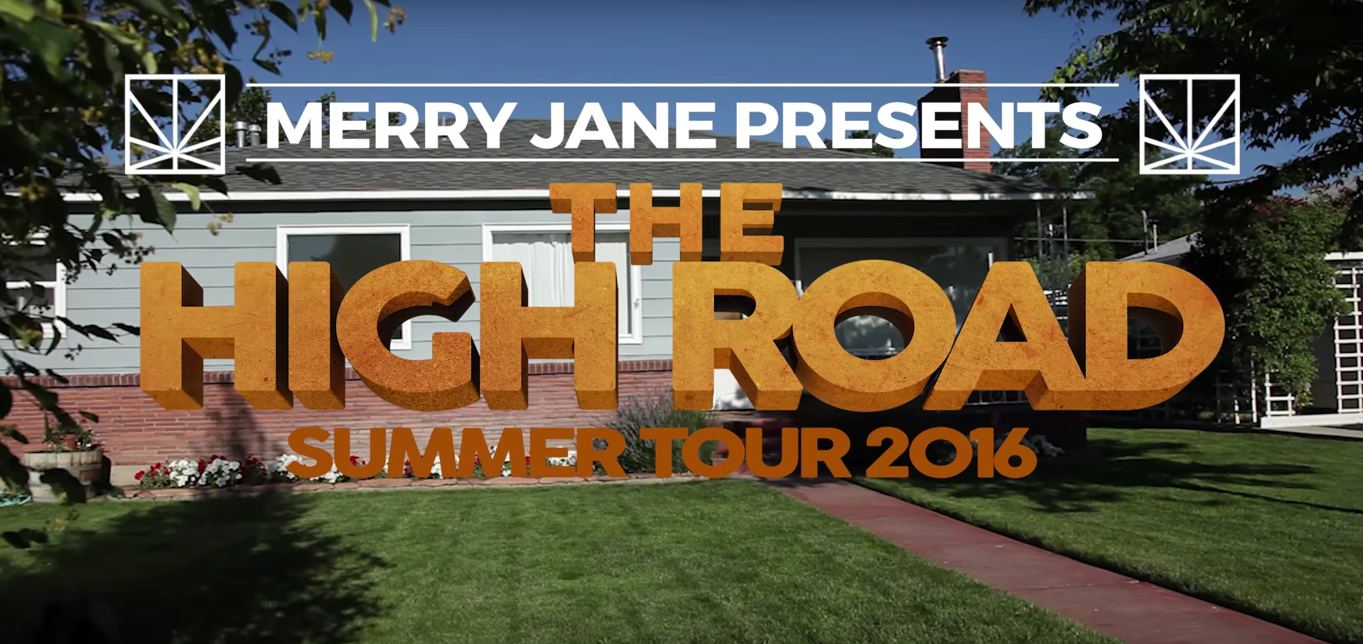Snoop Dogg and Wiz Khalifa High Road Summer Tour. Photo by: Marry Jane / YouTube