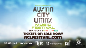 ACL Fest 2016. Photo by: ACL Fest / YouTube