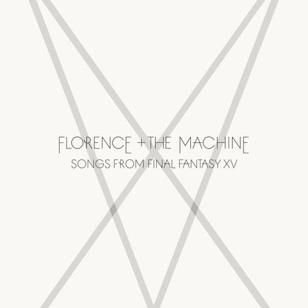 Florence + The Machine artwork for songs produced for Final Fantasy XV. Photo provided.