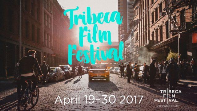 Tribeca Film Festival 2017 promo. Photo by: Tribeca Film Festival