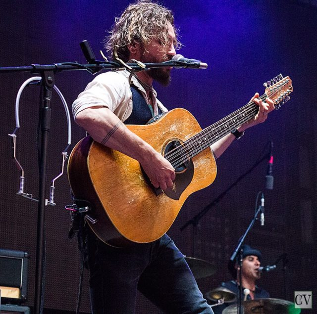 John Butler Trio at All Good Music Festival 2013. Photo by: Nicholas Hess