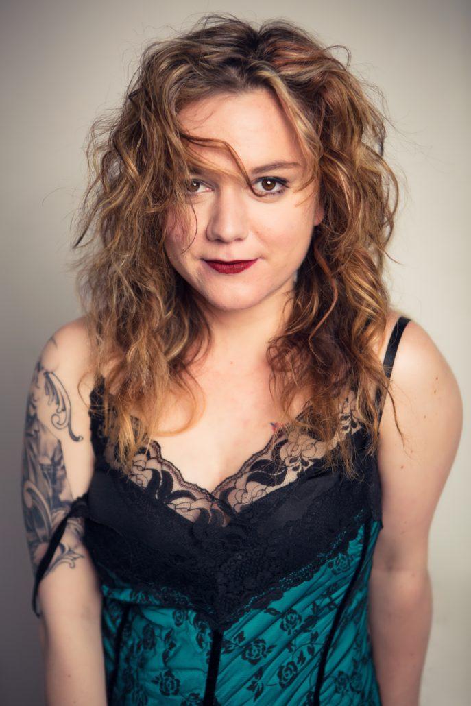 Lydia Loveless photo by: David T Kindler. Courtesy by: Sacks & Co.