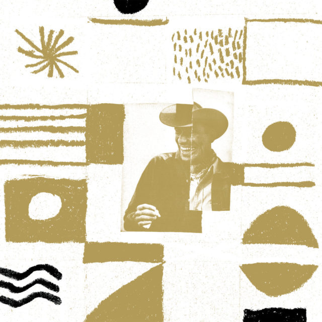 Allah-Las' latest album artwork for Calico Review. Photo by: Allah-Las